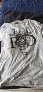 T-Shirt Vorderseite Randy Orton RKO